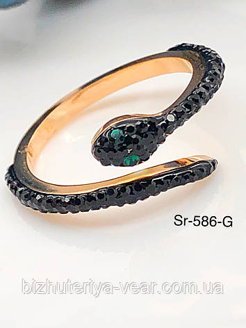Кольцо Sr-586-(6,7,8,9,), фото 2