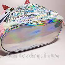 Рюкзак для дівчинки Кішка, фото 3