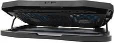"""Охолоджуюча підставка для ноутбука S18 c підсвічуванням, 9-17"""", фото 3"""