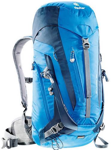 Мужской удобный туристический рюкзак DEUTER ACT Trail 24, 3440115 3033 синий