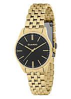 Чоловічі наручні годинники Guardo B01095 GB Золотистий КОД: VT-B01095(m) GB