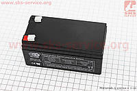 Аккумулятор OT3,3-12 - 12V3,3Ah (L134*W67*H61mm) для ИБП, игрушек и др., 2020 (348058)