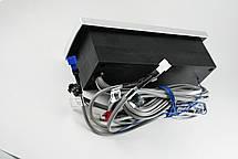 Блок управления, пульт душевой кабины кнопочный с радио и телефоном. ( 016 ), фото 3