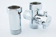 Кран для пральної машини Koer kr.520 3/4x3/4x3/4