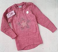Детские кофты тепленькие оптом для девочки, фото 1