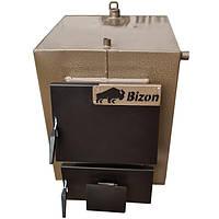 Котел твердотопливный Bizon М-100 10 кВт