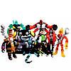 Игровой набор фигурок героев Ben 10 10-14 см Бен 10 Бентен + Свет, фото 4