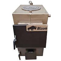 Котел твердотопливный Bizon М-120П 12 кВт