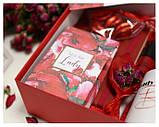 Подарочный набор Lady in red, фото 3