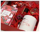 Подарочный набор Lady in red, фото 5
