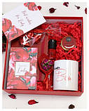 Подарочный набор Lady in red, фото 6