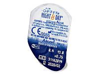 Контактные линзы Air Optix Night&Day Aqua 1 шт