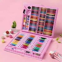 Детский набор для рисования 150 предметов