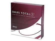 Контактные линзы Dailies Total 1 90 шт