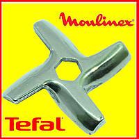 Moulinex нож для мясорубки Мулинекс MS-0442568_твердость HRC_57