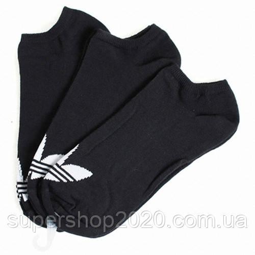 Дитячі шкарпетки Adidas Trefoil, 3пары,Розмір 27-30