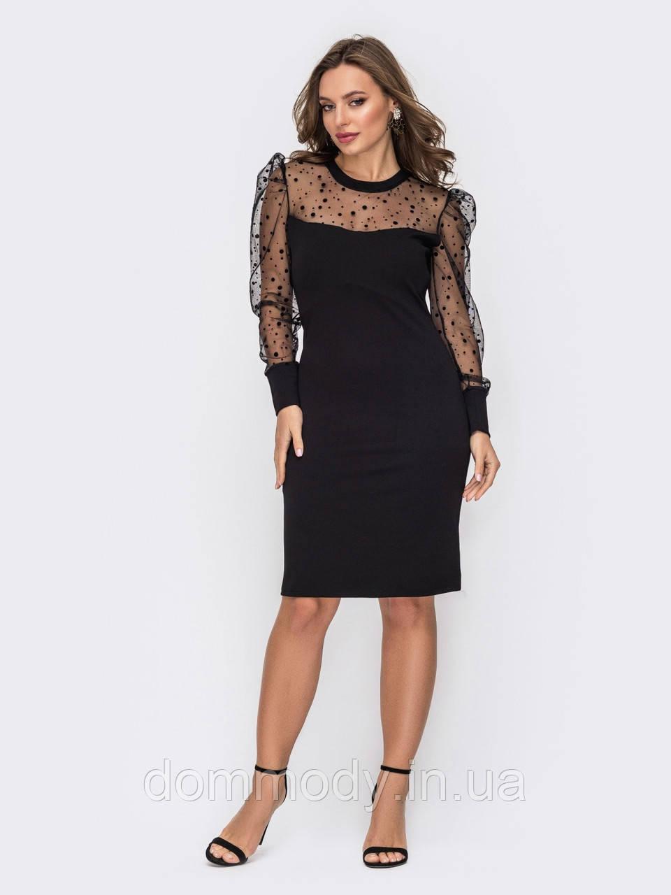 Платье женское Jessica black