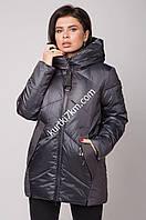 Женская куртка  батал Visdeer 809, фото 1