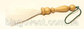 Кропило среднее ворс, синтетика, натуральный (длинна 260мм) Т