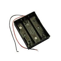 Батарейний відсік 18650-3BOX с проводом