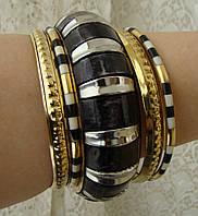 Браслет женский набор браслетов ручная работа бижутерия 4187