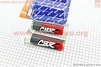 Ручки руля силиконовые прозрачные мотовело