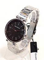 Элегантные женские часы на браслете, итальянский бренд Guardo 012502-1