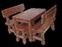 Стол из натурального дерева Кантри