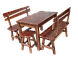 Стол из массива ольхи Кантри, фото 2