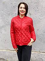 Куртка женская норма 310, красная