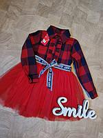 Платья подростковые детские для девочек нарядные, фото 1