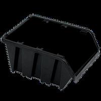 Ящик 702 АЛЬТЕРНАТИВА для хранения метизов 160х100х85 мм черный