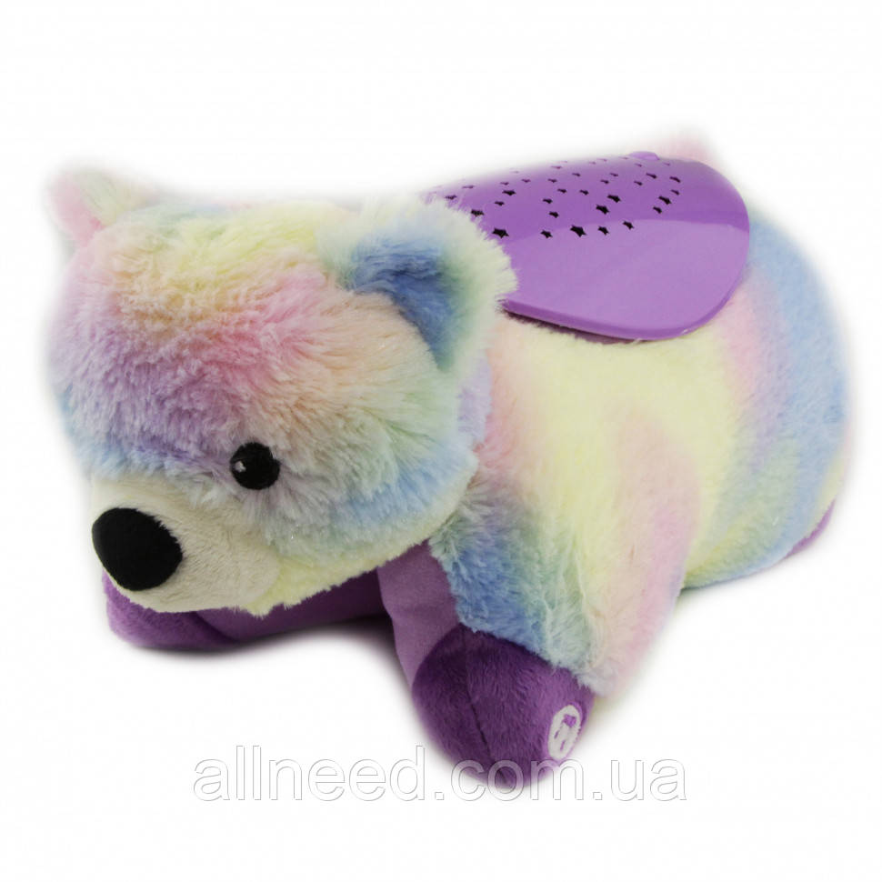 Детский ночник проектор звездного неба  Медвежонок