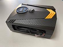 Автокомпресор LED автовимкнення! Компресор автомобільний Насос
