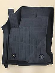 Коврики резиновые в салон для SEAT Leon (2012-) 3D PREMIUM