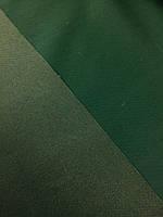 Ткань тентовая цвета хаки с изнанки прорезиненная 150см для тентов, палаток, навесов,чехлов