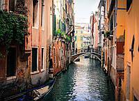 Картина Старая Венеция  на натуральном дереве Артприз 40х60см (КДВ6/4060/37), фото 1