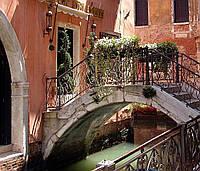 Картина Старая Венеция мост на натуральном дереве Артприз 30х40см (КДВ9/3040/40), фото 1