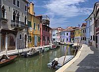 Картина Старая Венеция 2 на натуральном дереве Артприз 20х30см (КДВ8/2030/39), фото 1