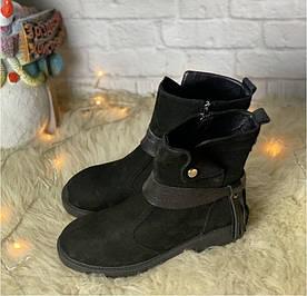 Женские зимние ботинки ботинки на зиму женские 2020 Размери 36,37,39