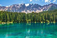 Картина Горы лес река на натуральном дереве Артприз 50х60см (КДГР7/5060/58), фото 1