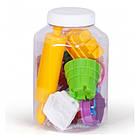 Набор для лепки Микс аксессуаров 15 шт. Genio Kids LEP01, фото 3