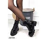 Ботинки зимние на тракторной подошве, фото 2