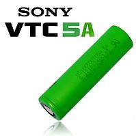 Аккумулятор литиевый 18650 Li-Ion Sony/Murata US18650VTC5A (VTC5A) 2600mAh 35A 4.2/3.6/2.0V