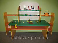 Детская игровая стенка Мастерская. W373