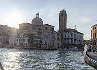 Картина Утро в Венеции на натуральном холсте Артприз 20х30см (В1/2030/32), фото 1