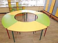 Комплект детских игровых столов Улыбка. W11, фото 1