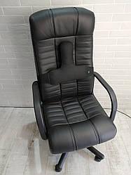 Упор поясничный под спину EKKOSEAT, ортопедический, секторальный на кресло