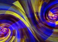 Картина Абстракция 9 на натуральном дереве Артприз 30х50см (КДА9/3050/110), фото 1