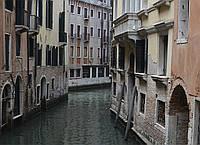 Картина Старая Венеция 1 на натуральном холсте Артприз 80х110см (В7/80110/38), фото 1